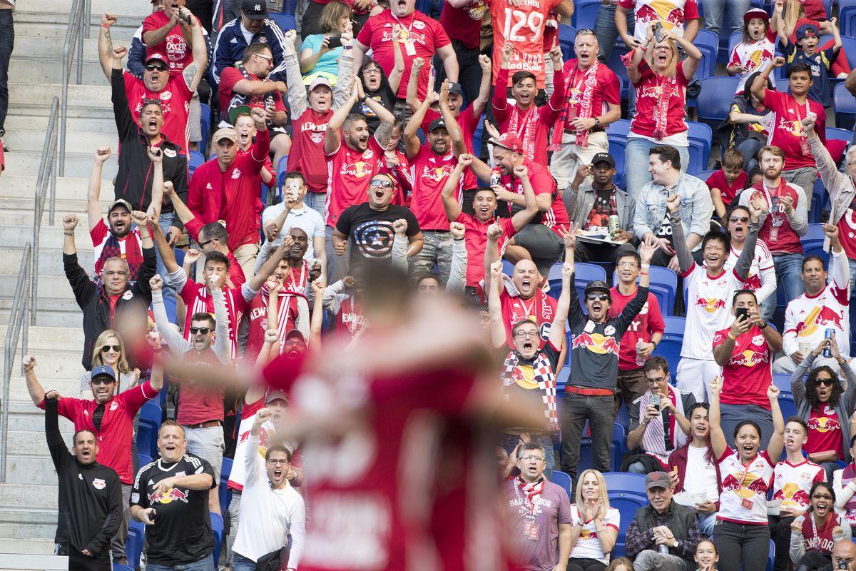 New York Red Bulls Vs Atlanta United FC