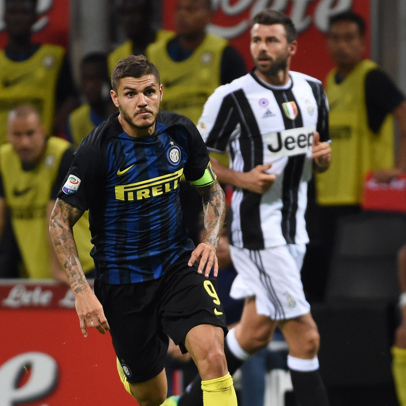 Juventus Vs Inter Milan 2017 Live Stream Time Tv Schedule And How To Watch Online Sbnation Com