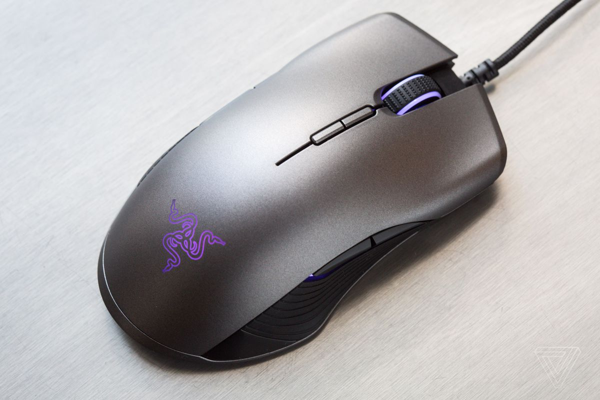 Razer Lancehead gaming mouse review - The Verge