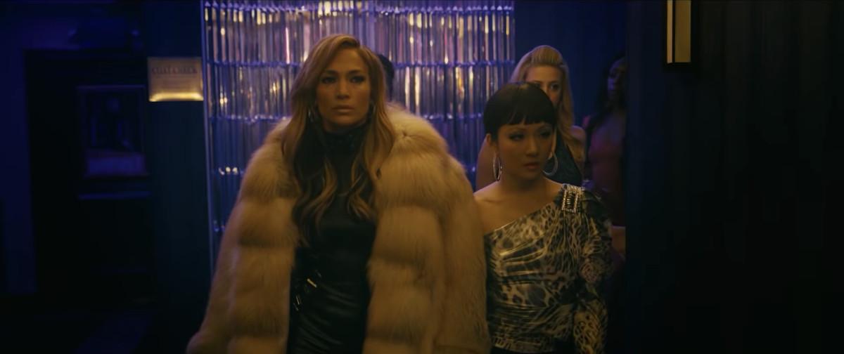 Jennifer Lopez leads Constance Wu and Lili Reinhart in Hustlers
