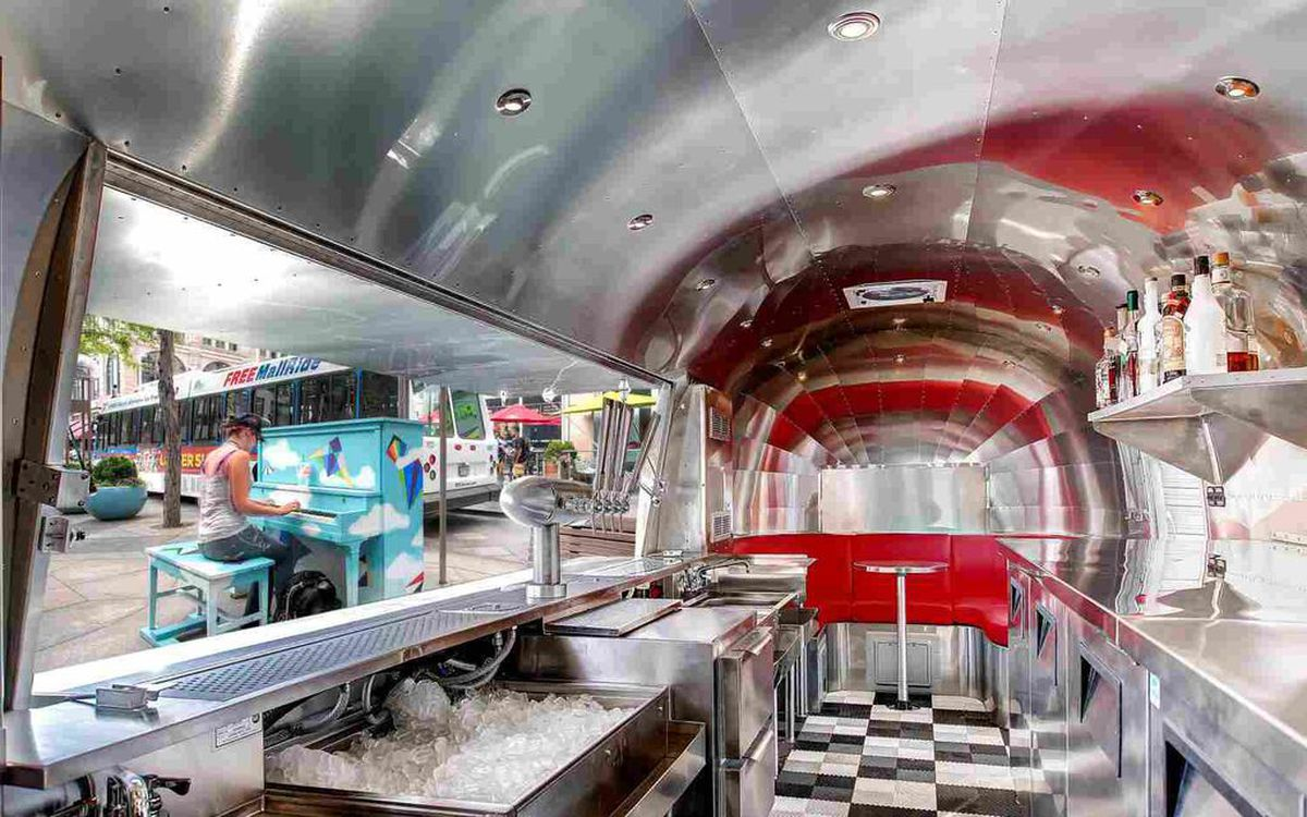 Road Soda Uses One Of A Kind Technology To Serve Tens Thousands Batched Cocktails Night From Inside Their 1967 Airstream