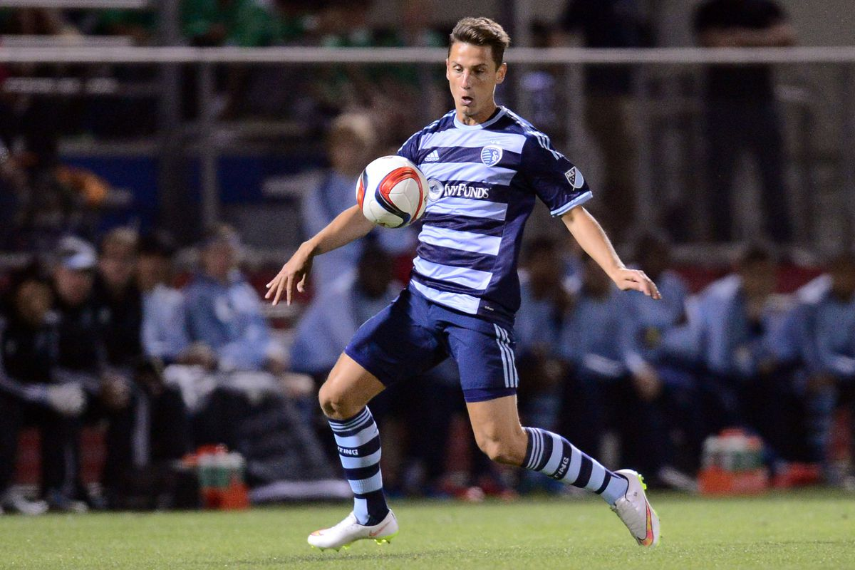 Nemeth has looked good for SKC in preseason and now they can officially add him to the roster