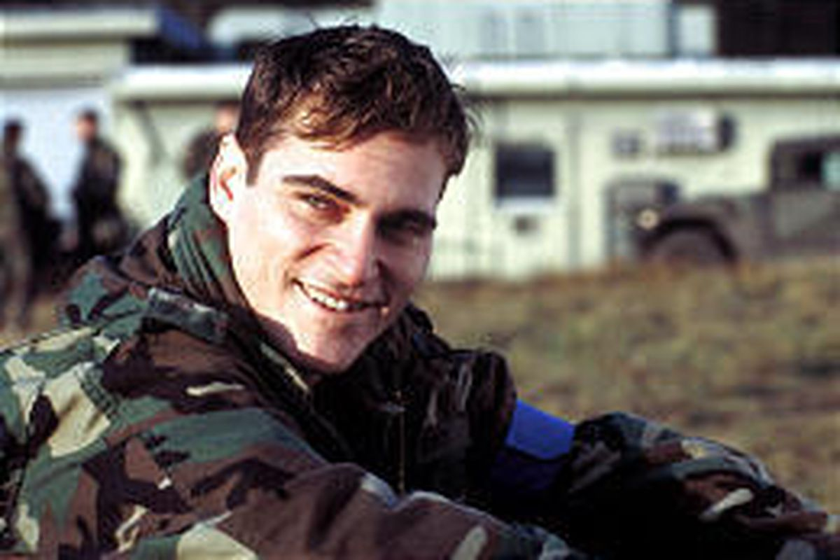 """Joaquin Phoenix gives terrific performance in """"Buffalo Soldiers."""""""