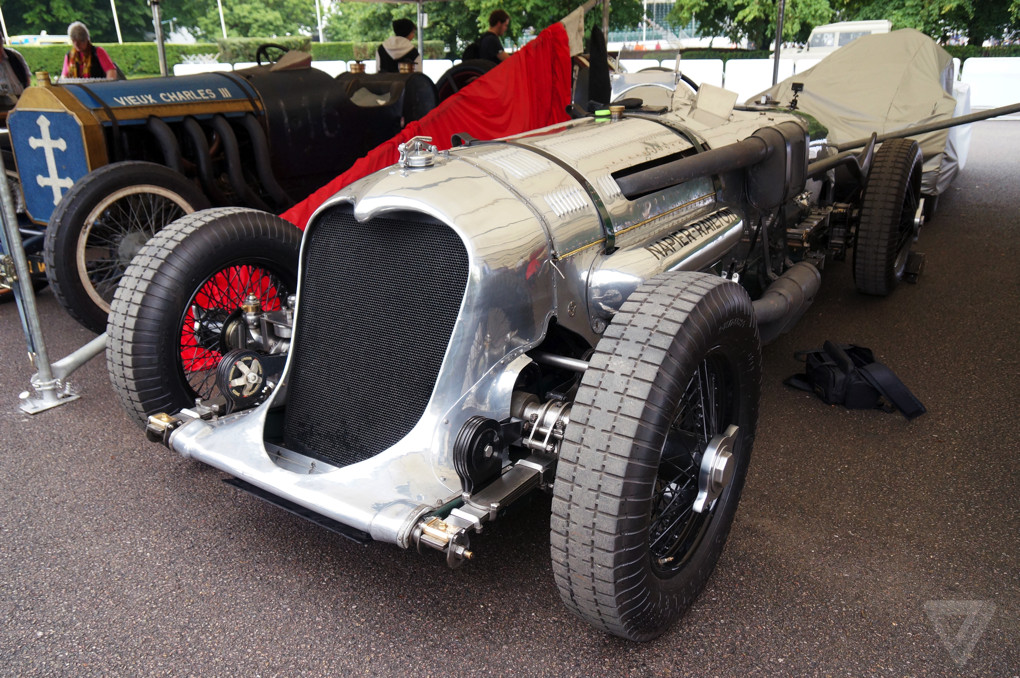 goodwood festival of speed 2016 classic cars part 3