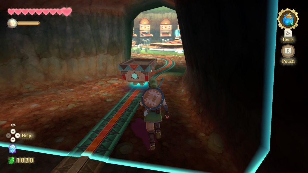 Lanayru Desert walkthrough – Zelda: Skyward Sword HD guide