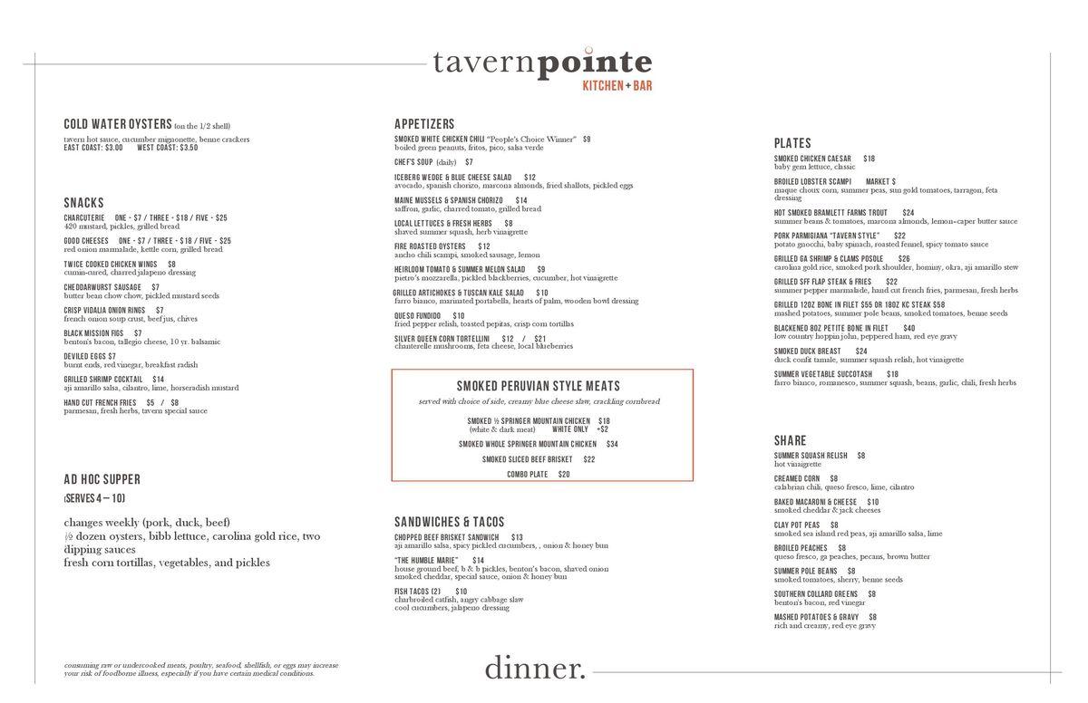 Billy Streck and Drew Van Leuvan\'s Tavernpointe Is Certified Open in ...