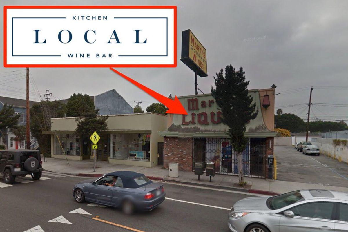 Local Kitchen & Wine Bar Soaks Up Santa Monica This Summer ...