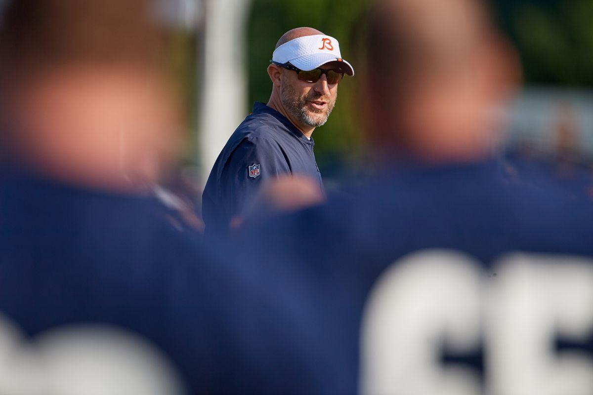 NFL: JUL 27 Bears Training Camp