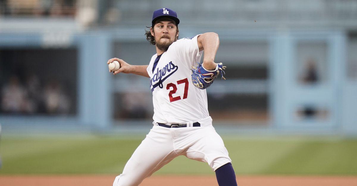 Police are investigating assault allegation against Dodgers' Trevor Bauer
