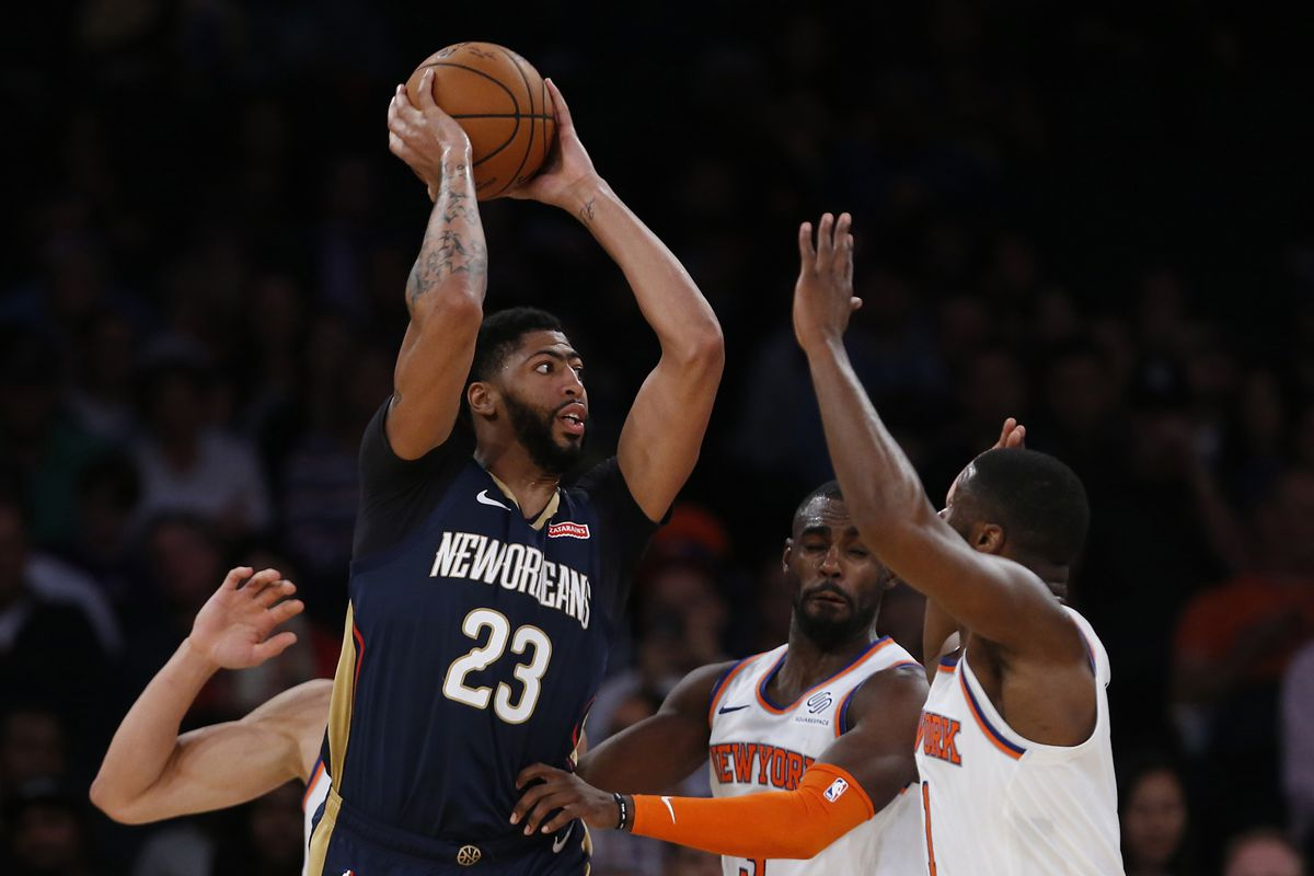 New Orleans Pelicans start preseason with poor 0-3 record