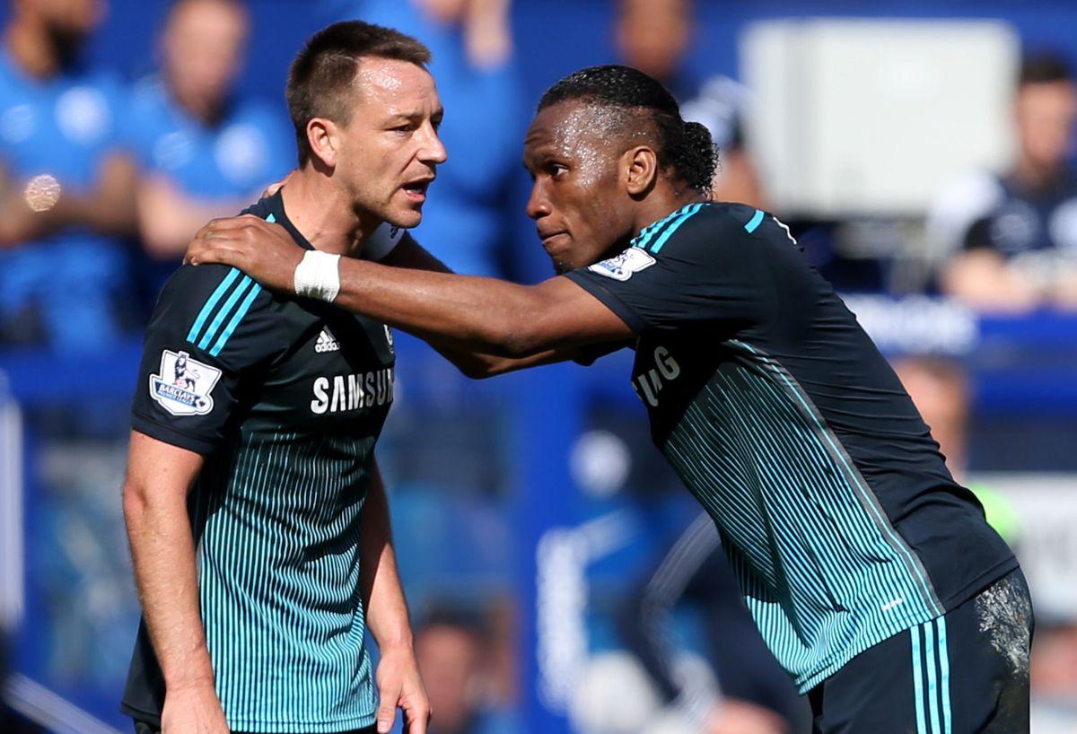 Soccer - Barclays Premier League - Queens Park Rangers v Chelsea