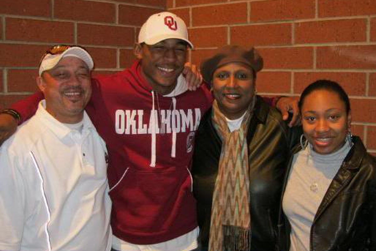 Will Sooner fans get to see stud WR Trey Metoyer in the crimson and cream?