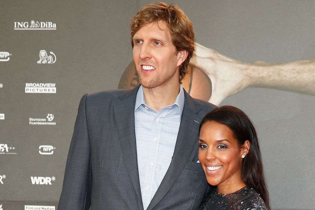 Dirk Nowitzki and his wife are expecting a 3rd child in a few