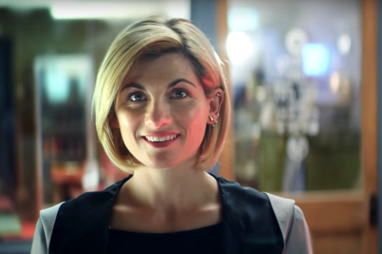 watch the first teaser for doctor who s next season