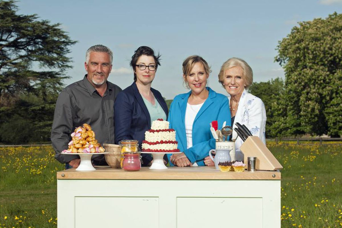 Pbs Great British Baking Show 2020.The Great British Baking Show Season 4 Pops Out Of The Oven
