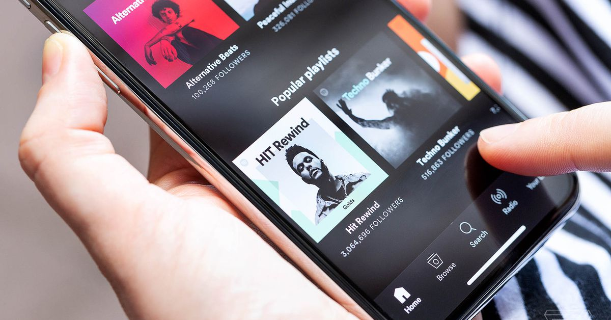 How streaming affects the lengths of songs