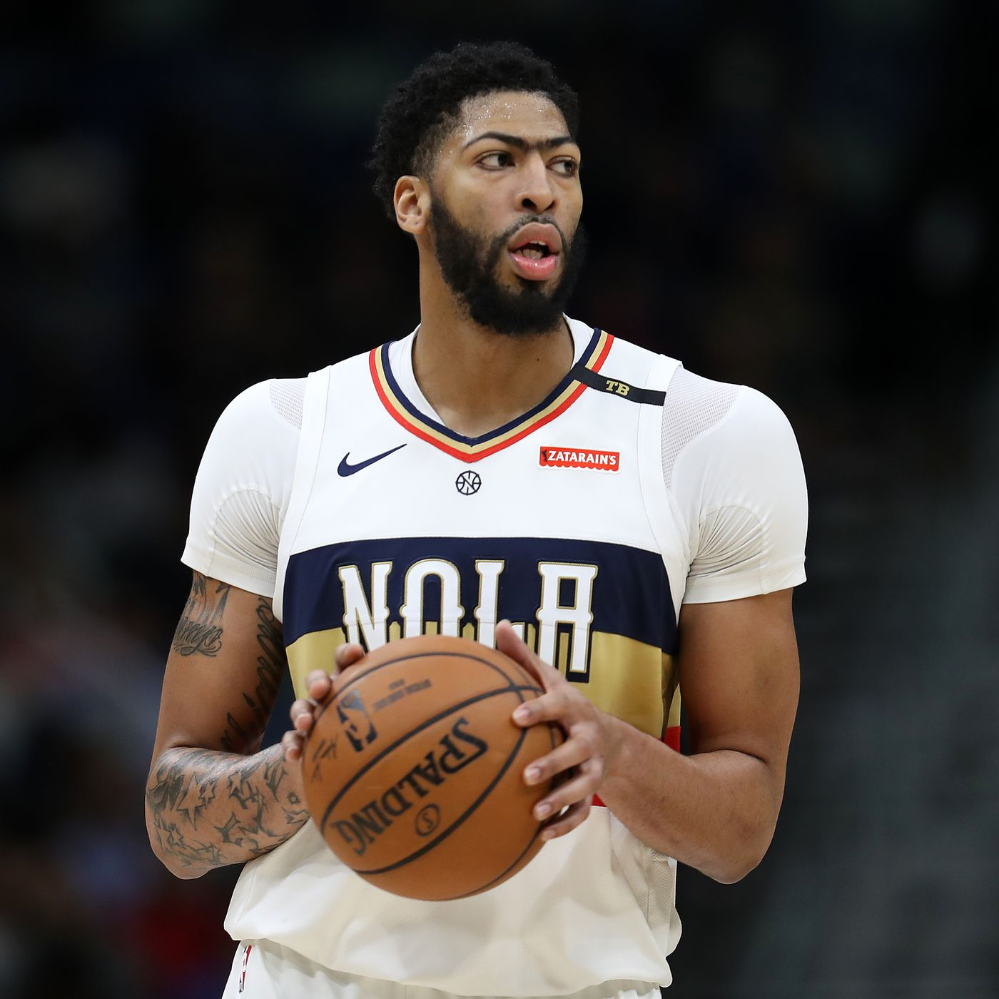 0af3e01a7c43 The Pelicans reportedly want to bleed the Lakers dry to even consider an Anthony  Davis trade