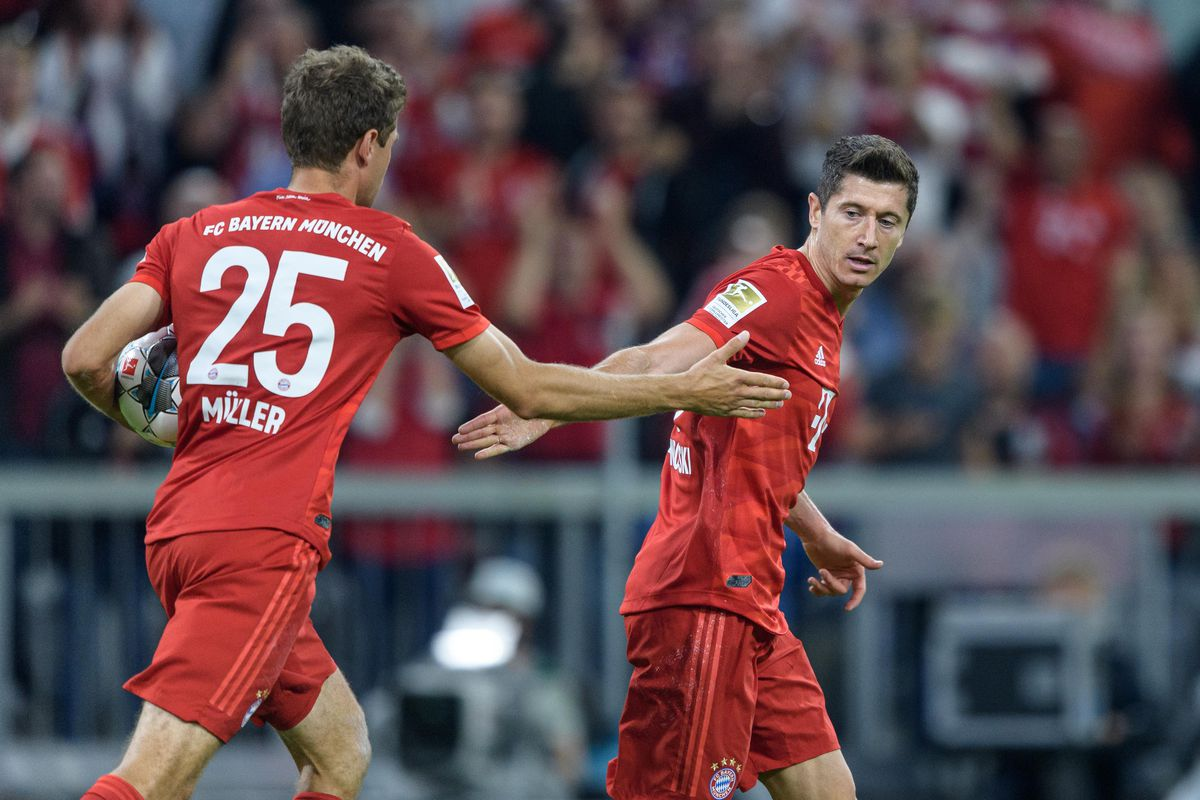 Bayern Munich 2 1 Eintracht Frankfurt Initial Reactions And Observations Bavarian Football Works