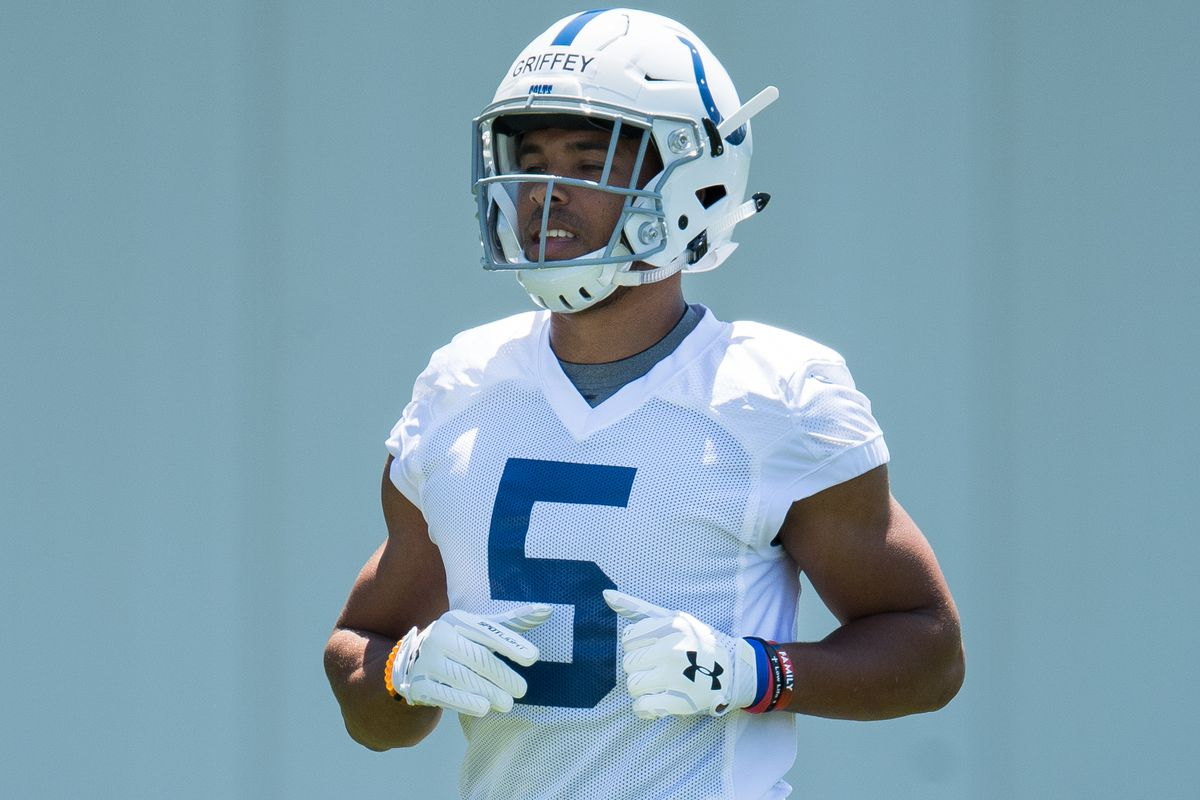 NFL: MAY 13 Colts Rookie Camp