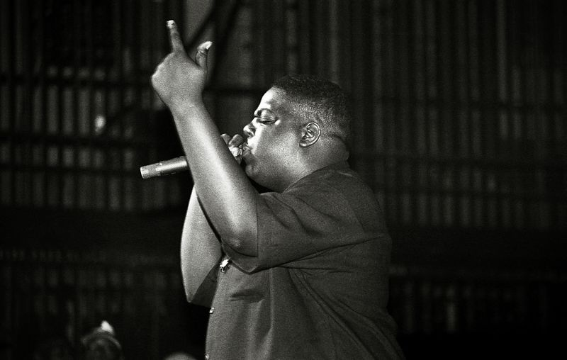 biggie_bw_2 How music has responded to a decade of economic inequality