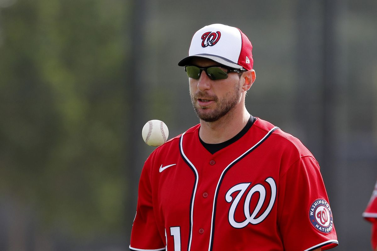 The Nationals' Max Scherzer called MLB owners' proposal for more salary cuts a non-starter.