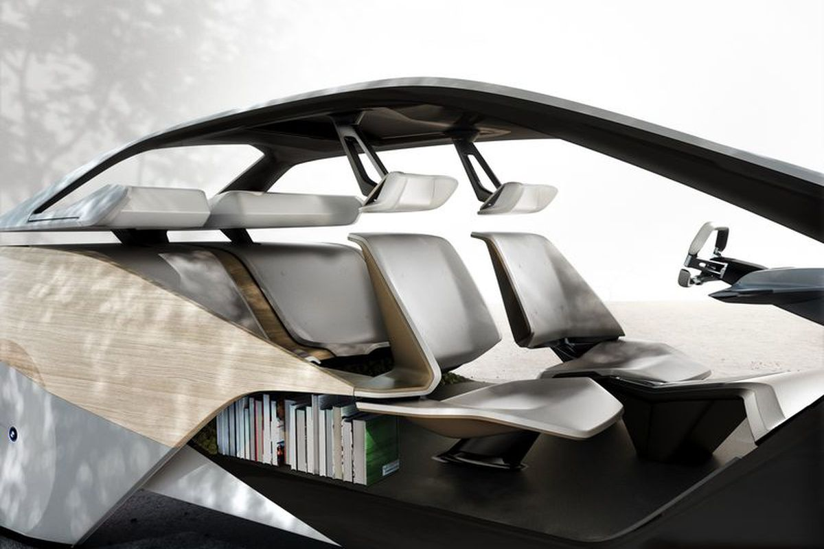 The BMW Inside Future concept