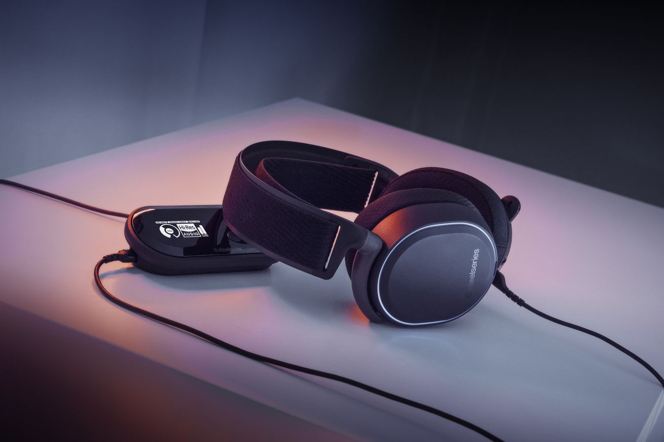 steelseries promises high fidelity gaming audio with its new headset