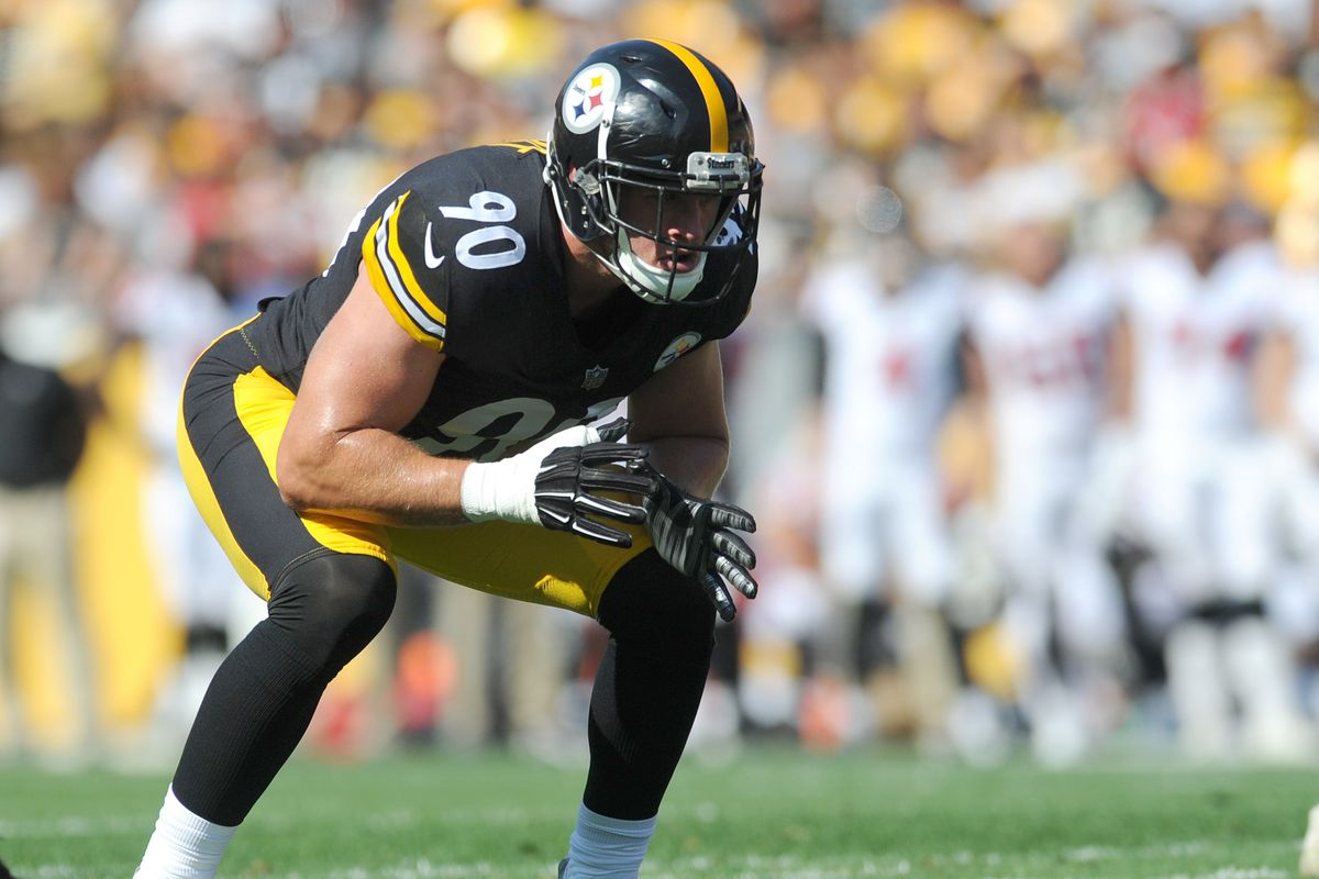 A progress report on the Pittsburgh Steelers  2017 rookie draft class 22cdd462a