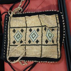 Pouch, $30