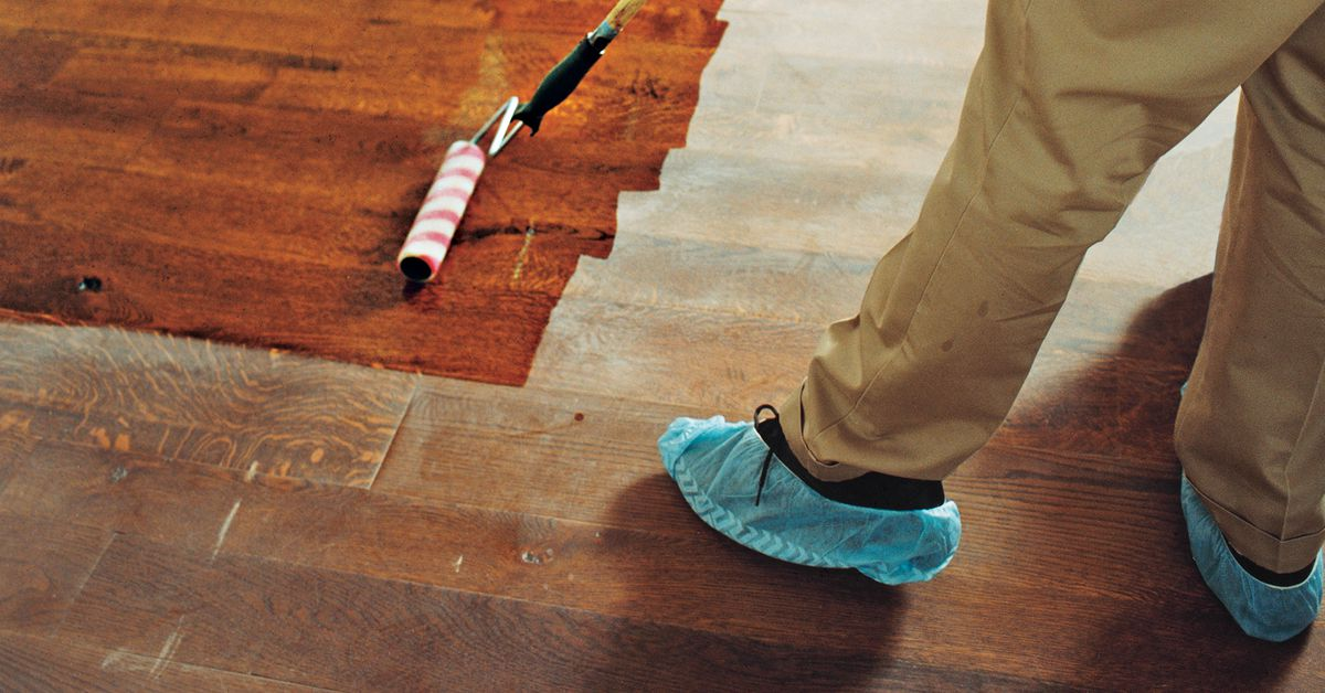 Hardwood Floor Refinishing Made Easy