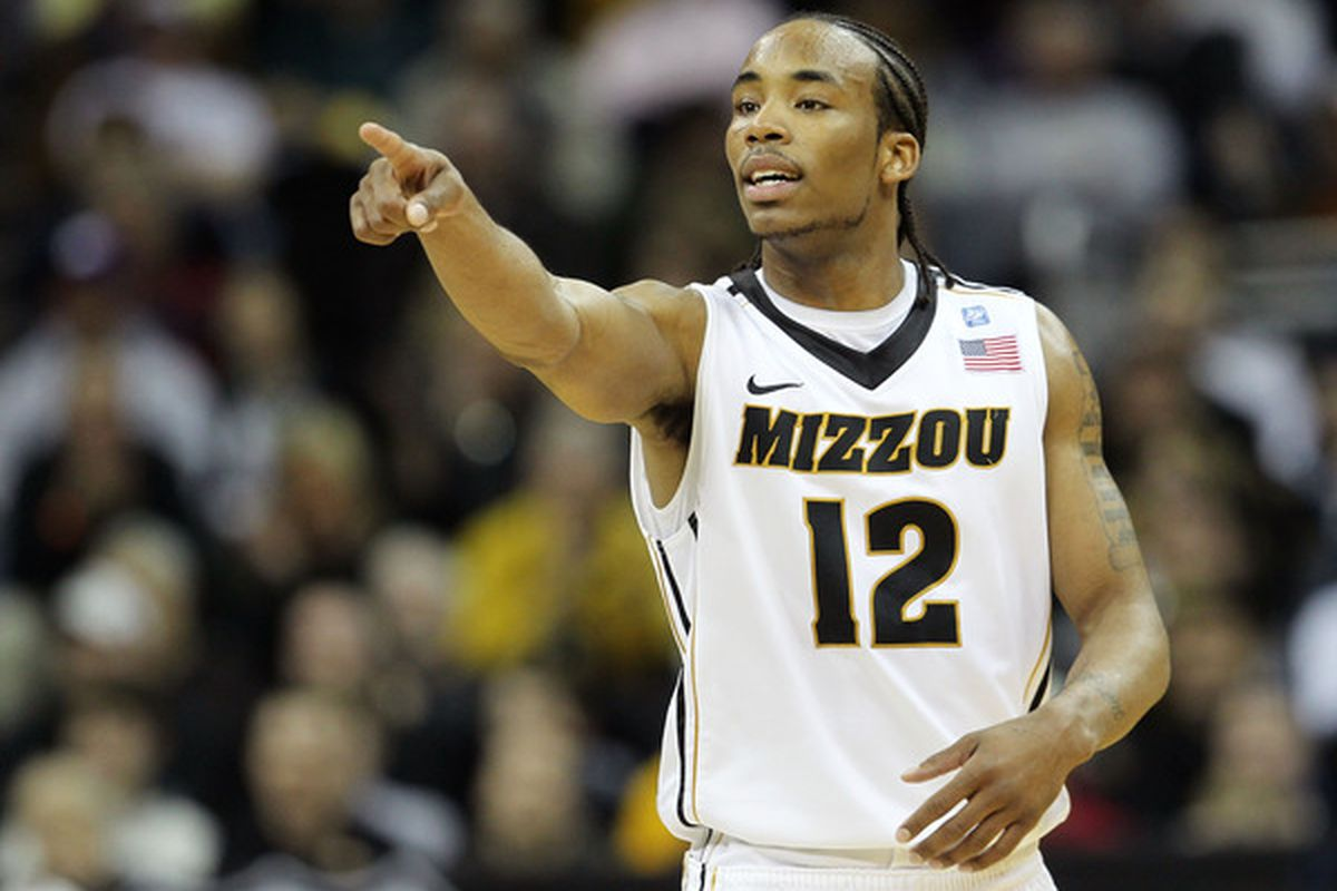Can Marcus Denmon shoot the Tigers to a win?