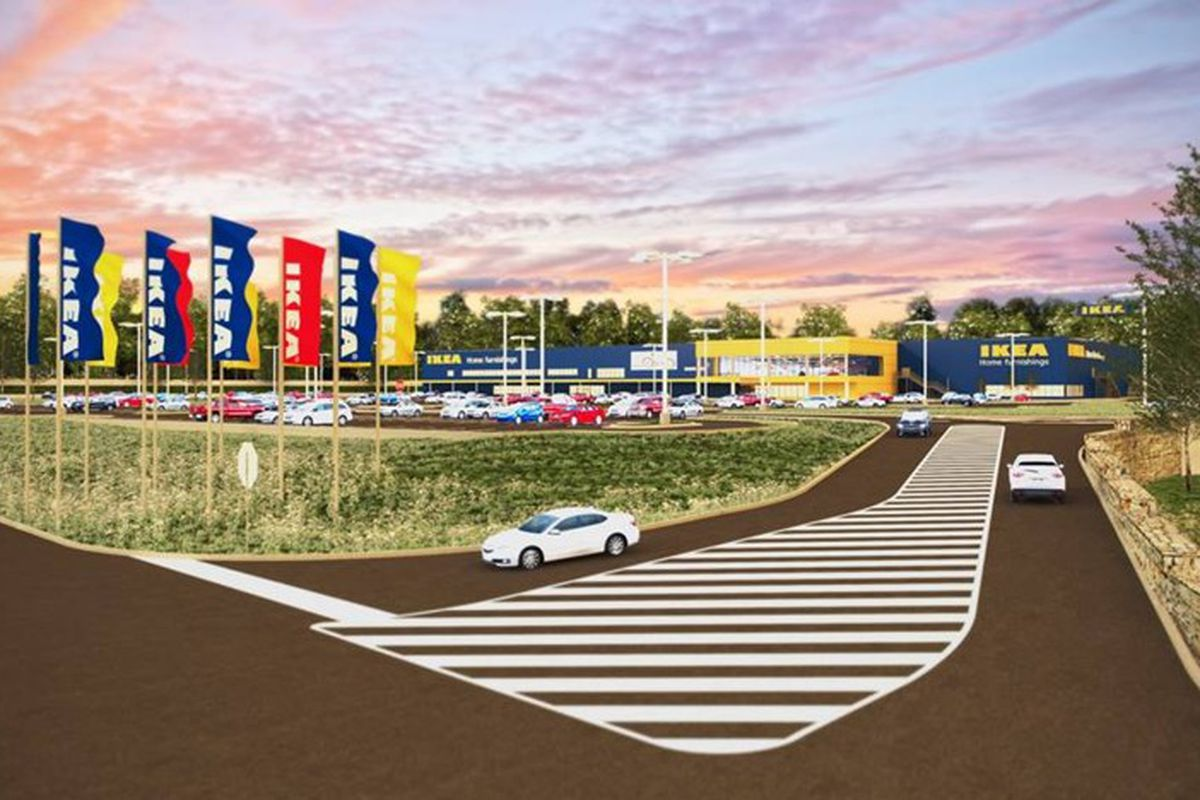 Metro Atlanta Is Getting A Second Ikea Curbed Atlanta