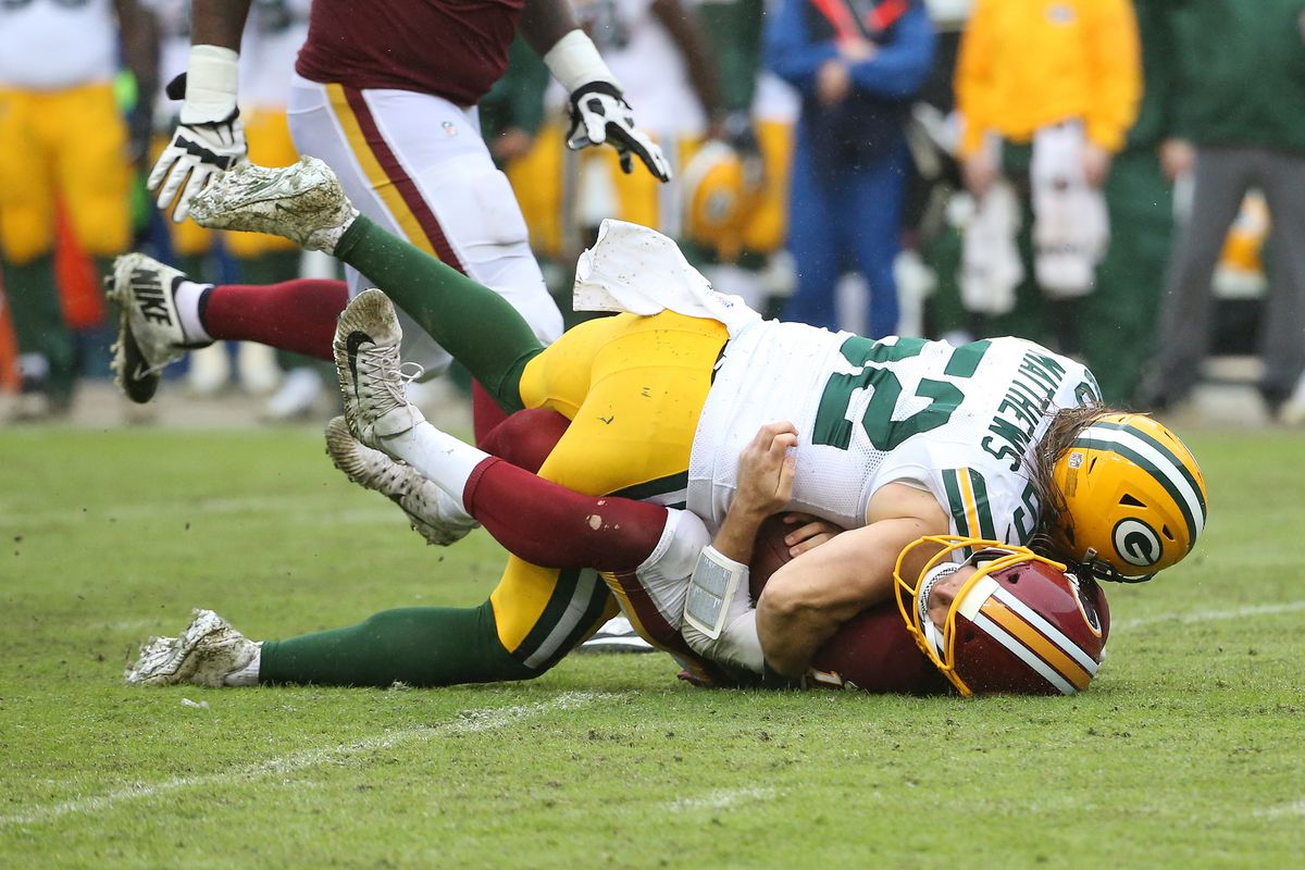 The NFL's controversial new roughing the passer rule