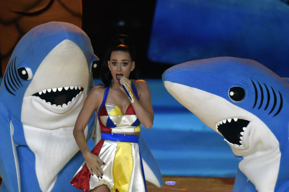 Hey the Sharks made it to a championship game! Yeah I know the joke's a week old, but still...