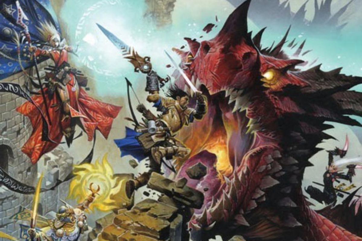 Pathfinder 'Mythic Adventures': Characters in role-playing