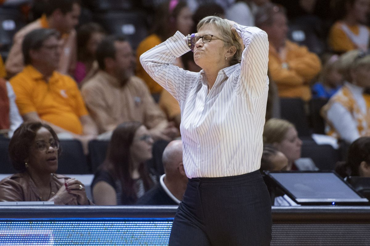 NCAA Womens Basketball: Oregon State at Tennessee