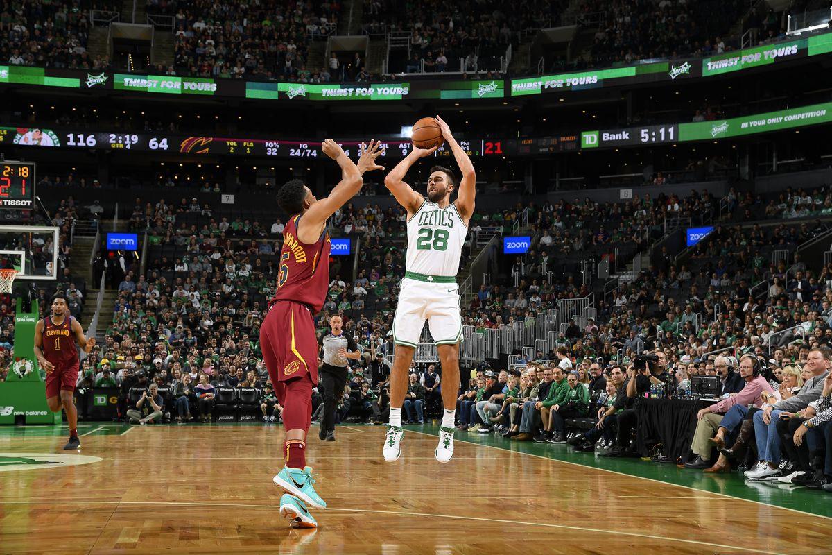 Celtics rookies continuing to impress Brad Stevens