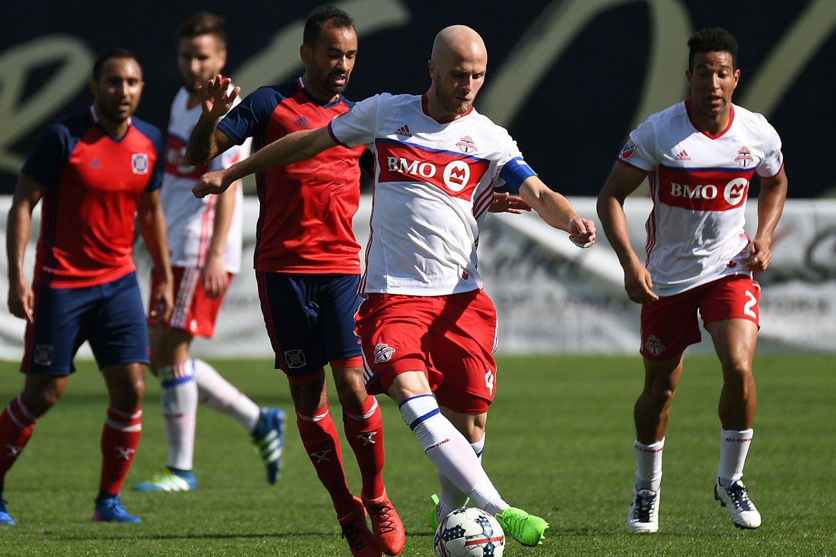 MLS: Toronto FC vs Chicago Fire