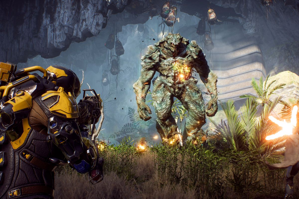 Anthem: 55 interesting details we've gleaned from its