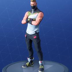 The Drift Skin, unlocked at level 1