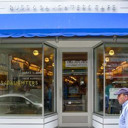 """<a href=""""http://ny.eater.com/archives/2014/06/russ__daughters_cafe_calvin_trillin_robert_sietsema.php"""">Calvin Trillin Visits Russ & Daughters Café</a>"""