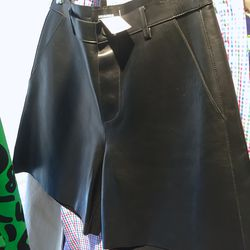 Men's DSquared2 shorts, $717