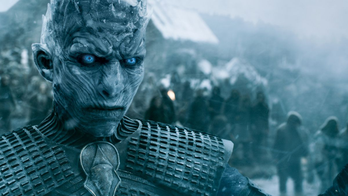 """""""Where are my streaming options?!"""" cries the Night's King."""