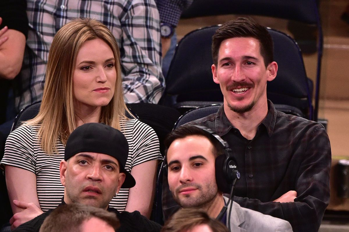 Celebrities Attend Los Angeles Clippers Vs New York Knicks Game - March 25, 2015