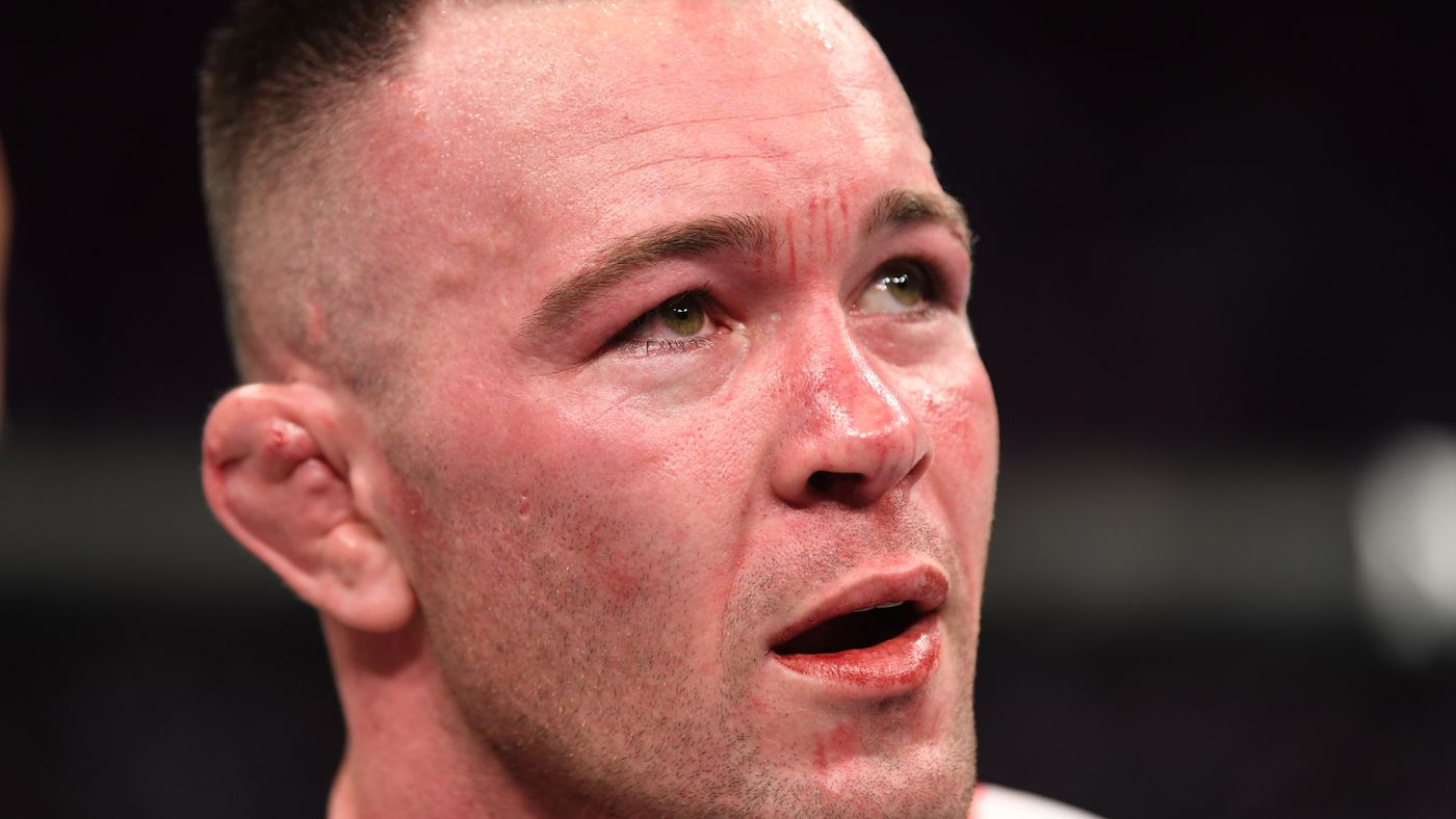Dana White: Colby Covington nearly got jumped at UFC 241 — 'Jorge Masvidal was working his way down the line'