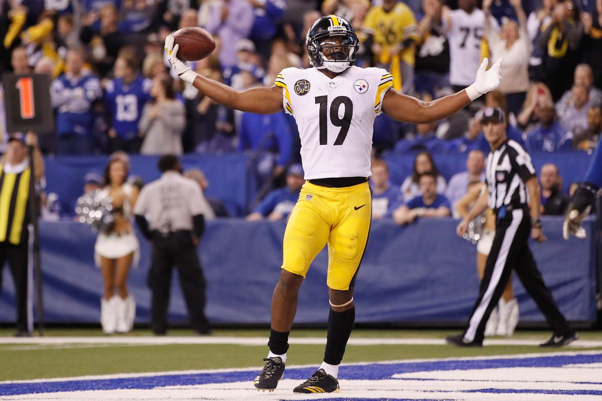 Pittsburgh Steelers vIndianapolis Colts