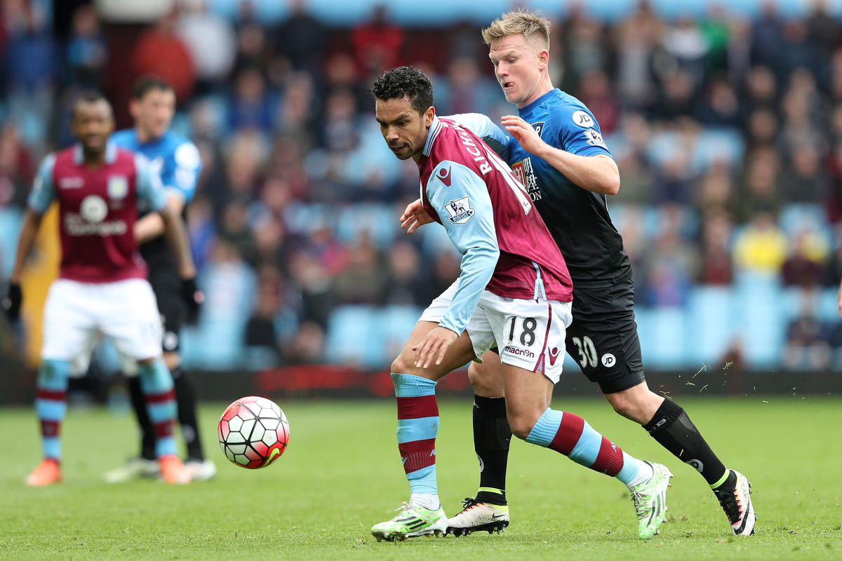 Kieran Richardson's selection showed everything wrong with Villa at the moment.