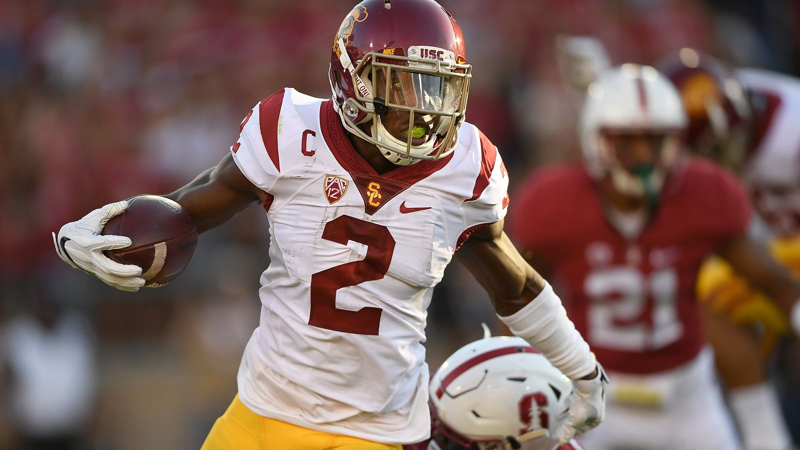 ASU Football: USC Players to Watch - House of Sparky
