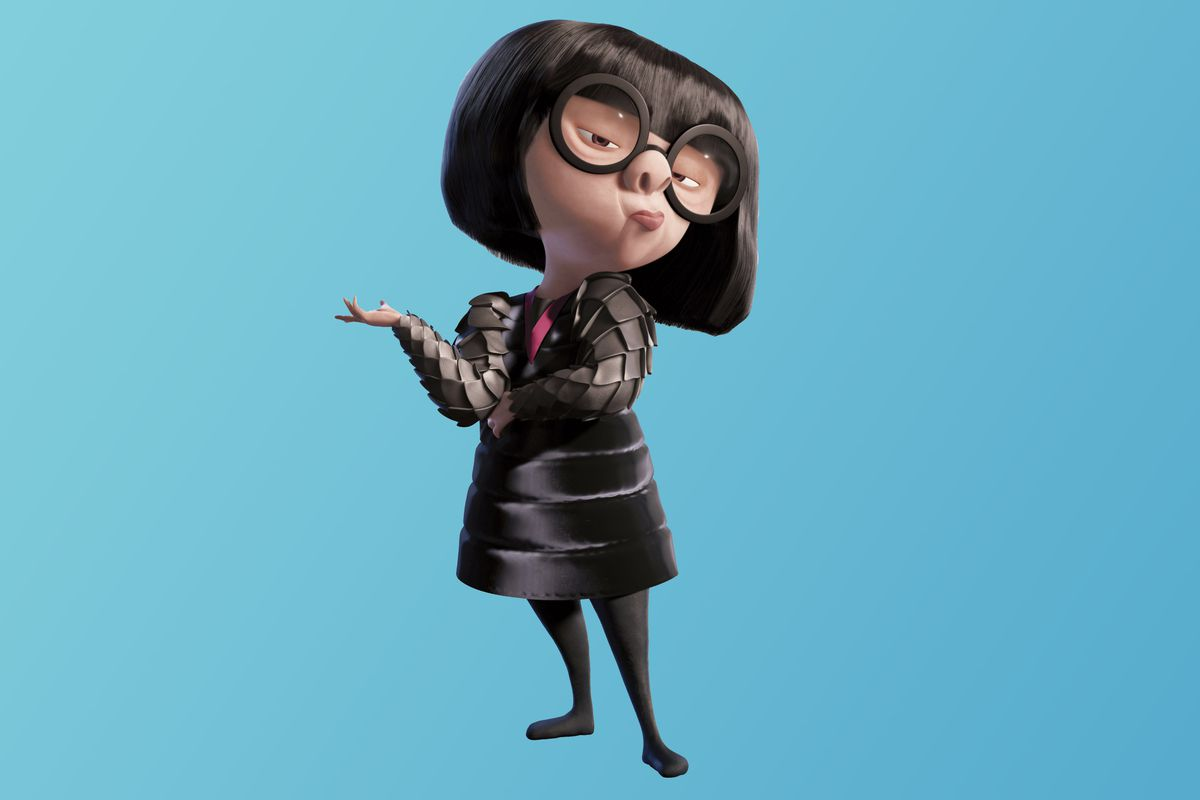 The Incredibles\' Edna Mode Is Film\'s Best Fashion Character - Racked