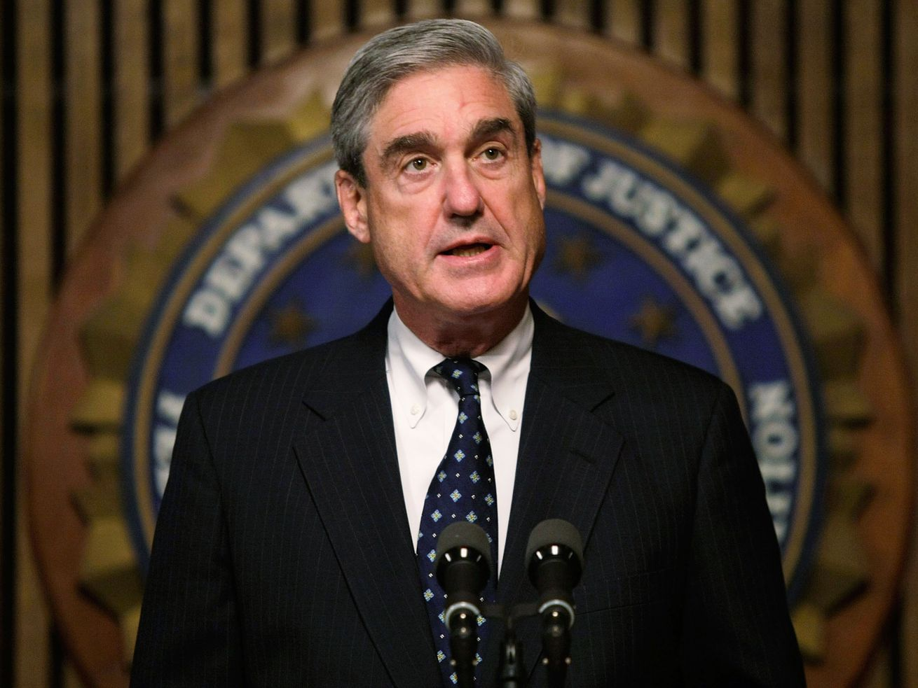 The House just passed a resolution to make Robert Mueller's report public